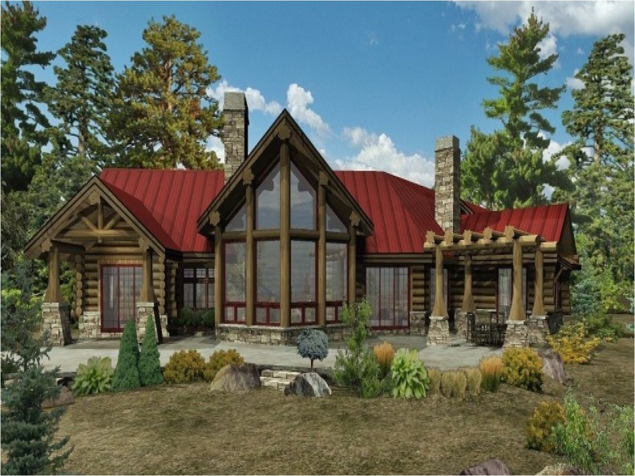 Log Home Plans Tennessee Tennessee Log Home Floor Plans Home Design and Style