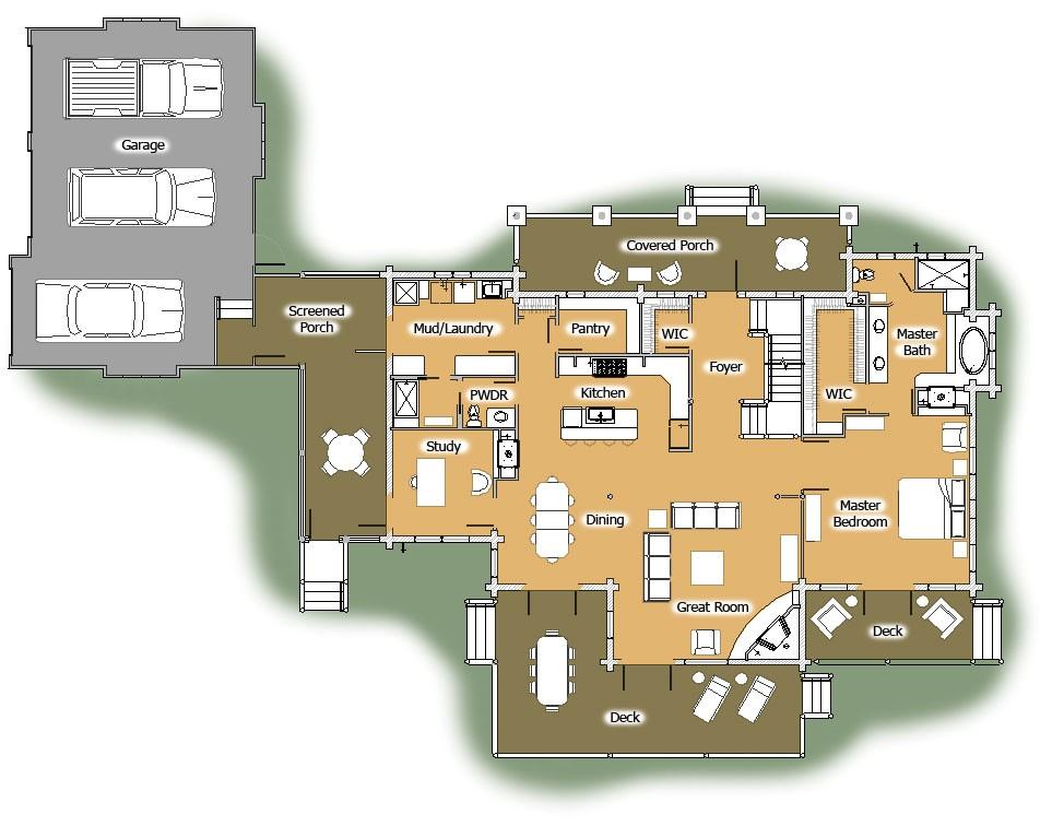 floorplan lasalle