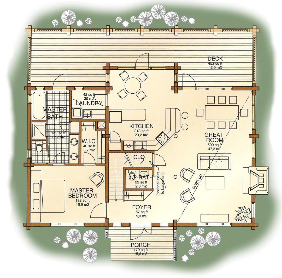 floorplan edelweiss