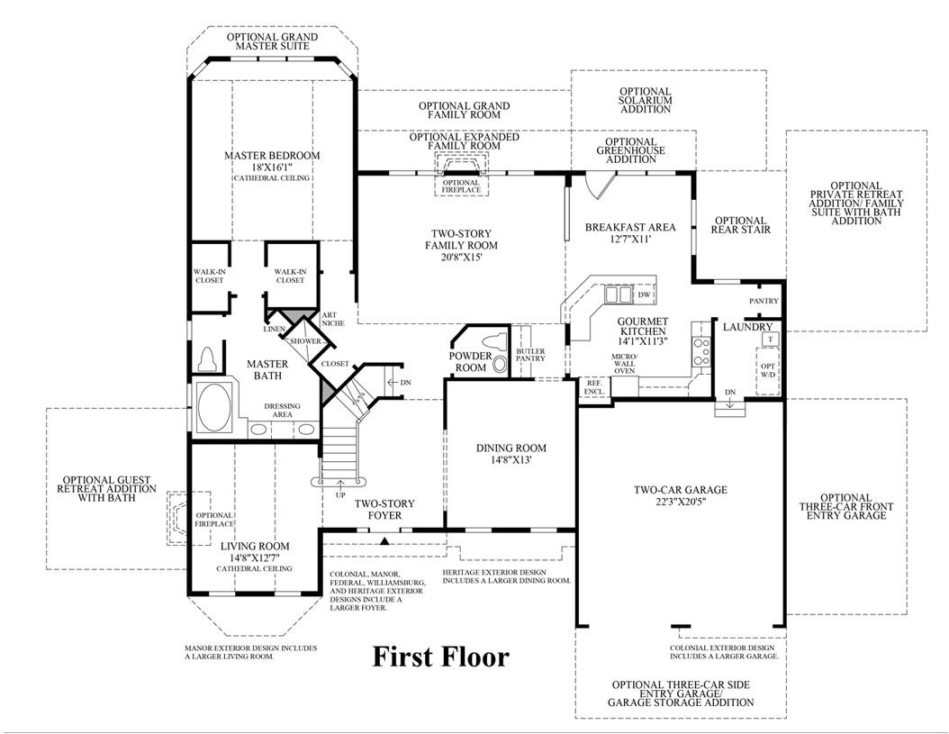 lombardo homes floor plans