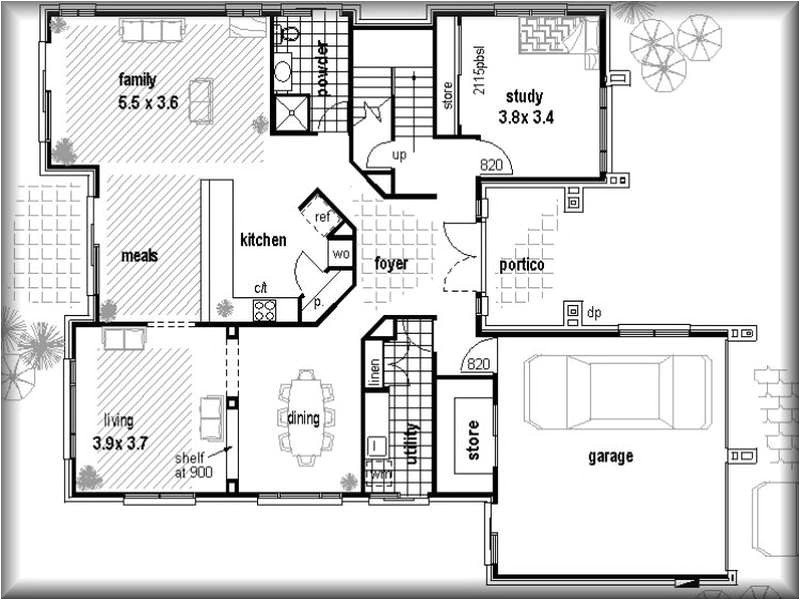 low cost home plans