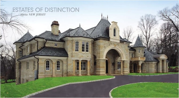 alpine new jersey luxury 20french chateau