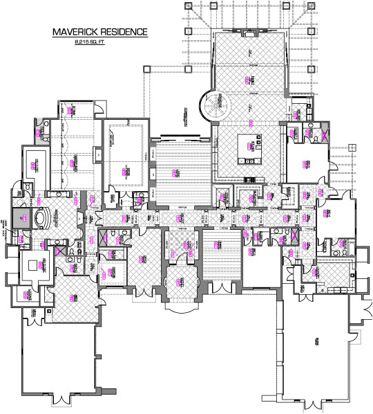 maverick section floor plan