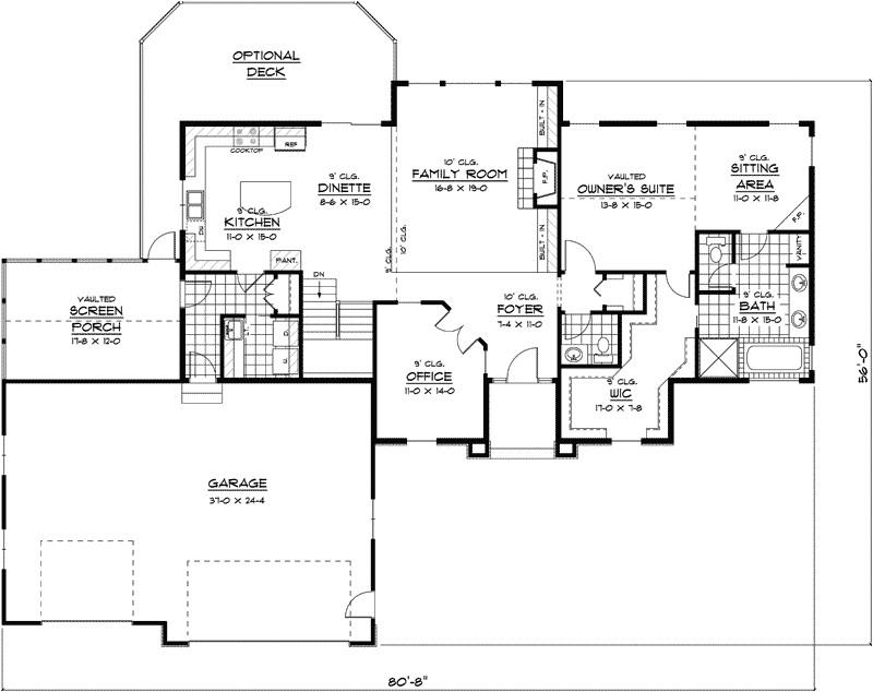 marvelous luxury ranch home plans 9 luxury ranch house floor plans