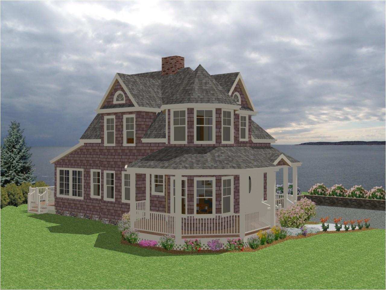 maine house plans
