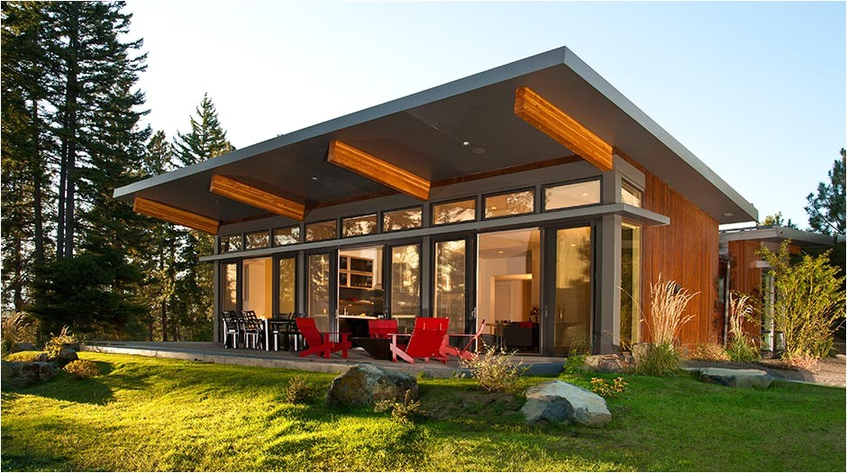 modular homes california