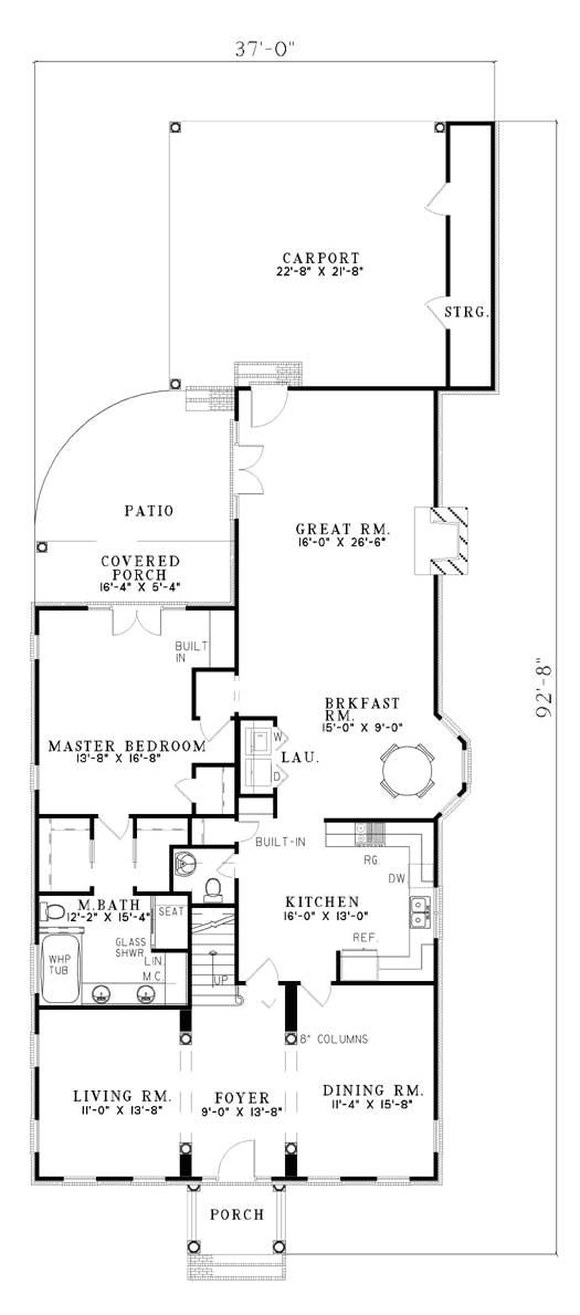 house plans104 maple street