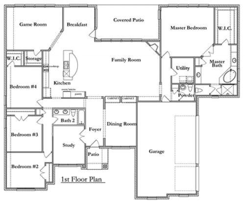 mercedes homes austin floor plans