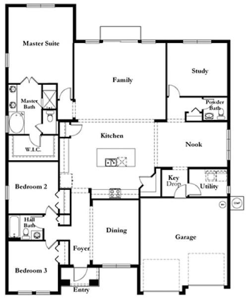 mercedes homes floor plans