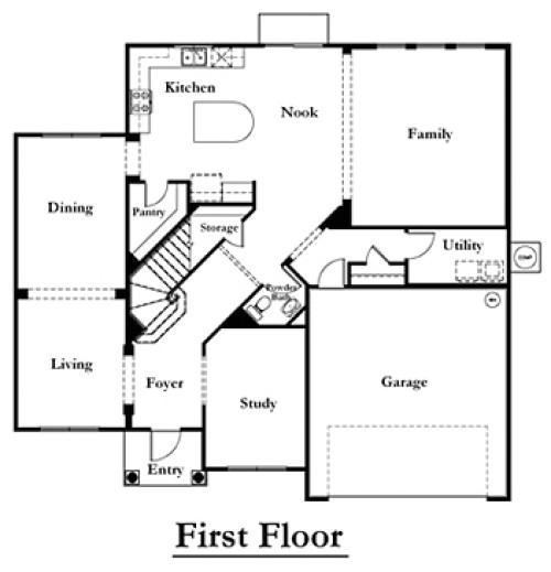 mercedes homes floor plans las calinas