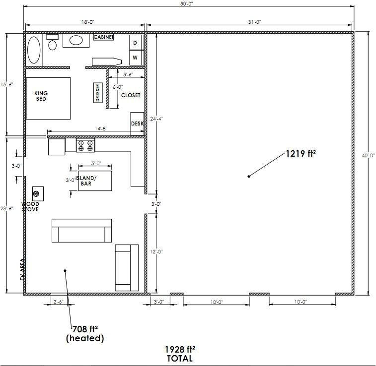 Metal Shop Home Plans Metal Shop with Living Quarters Google Search Shouse 2014