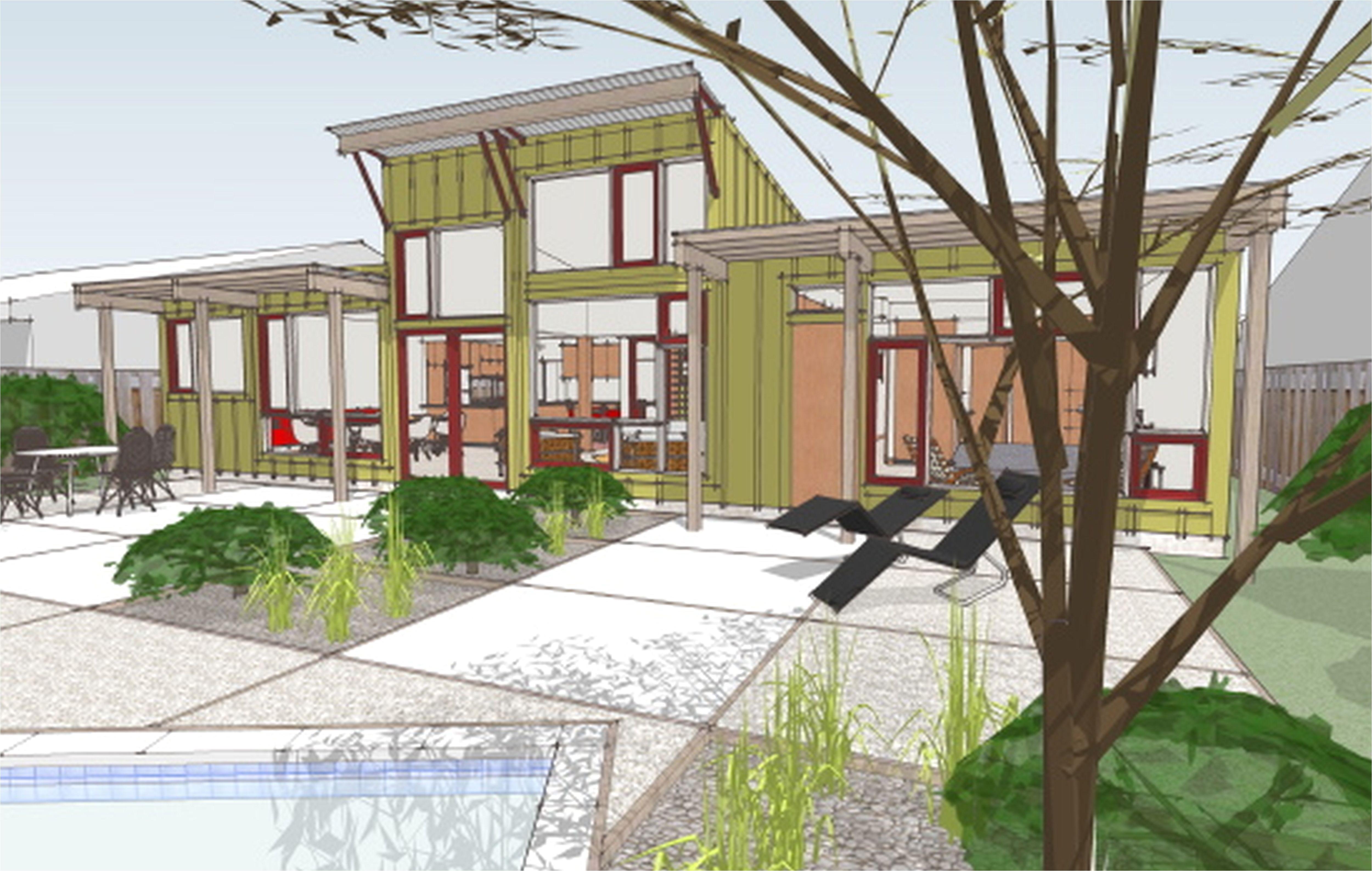 elegant mid century modern home plans