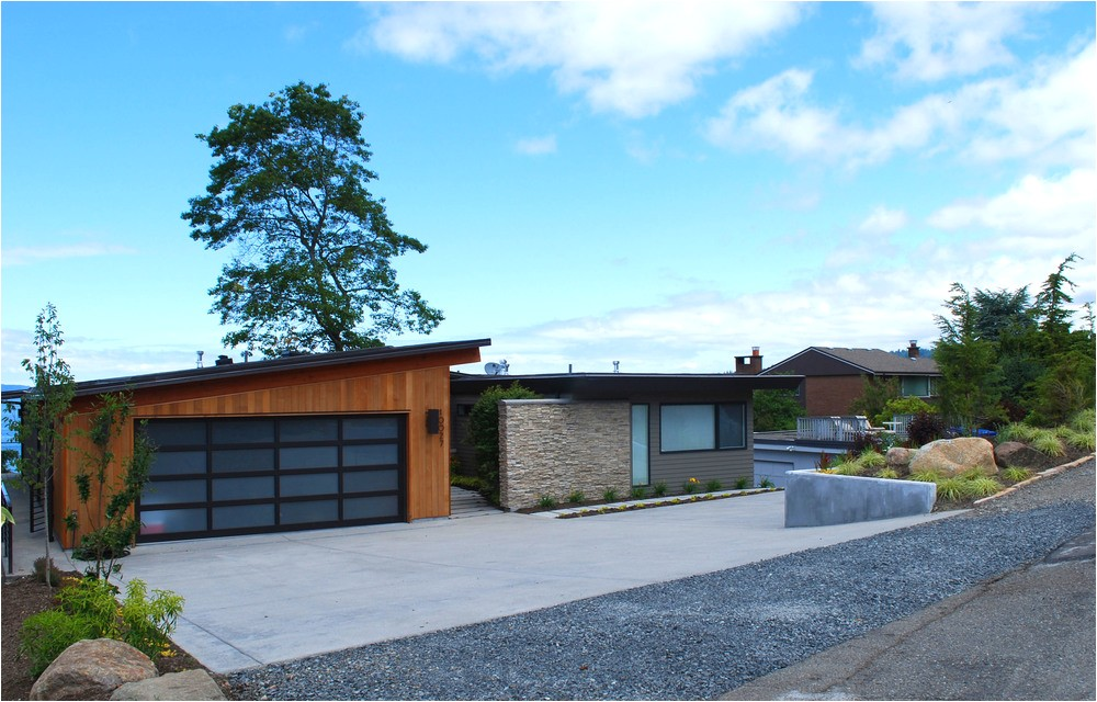 mid century modern homes floor plans wood