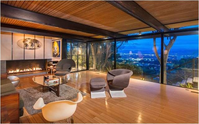 on the market mid century post and beam by buff hensman in the hollywood hills