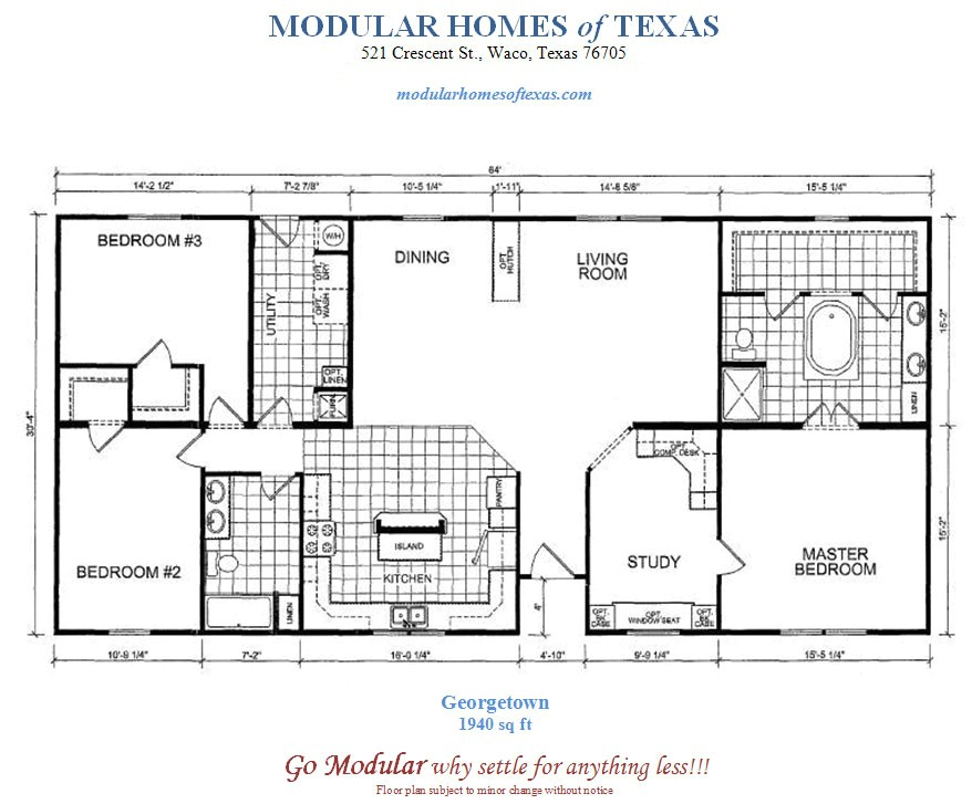 modular homes floor plans prices 134378