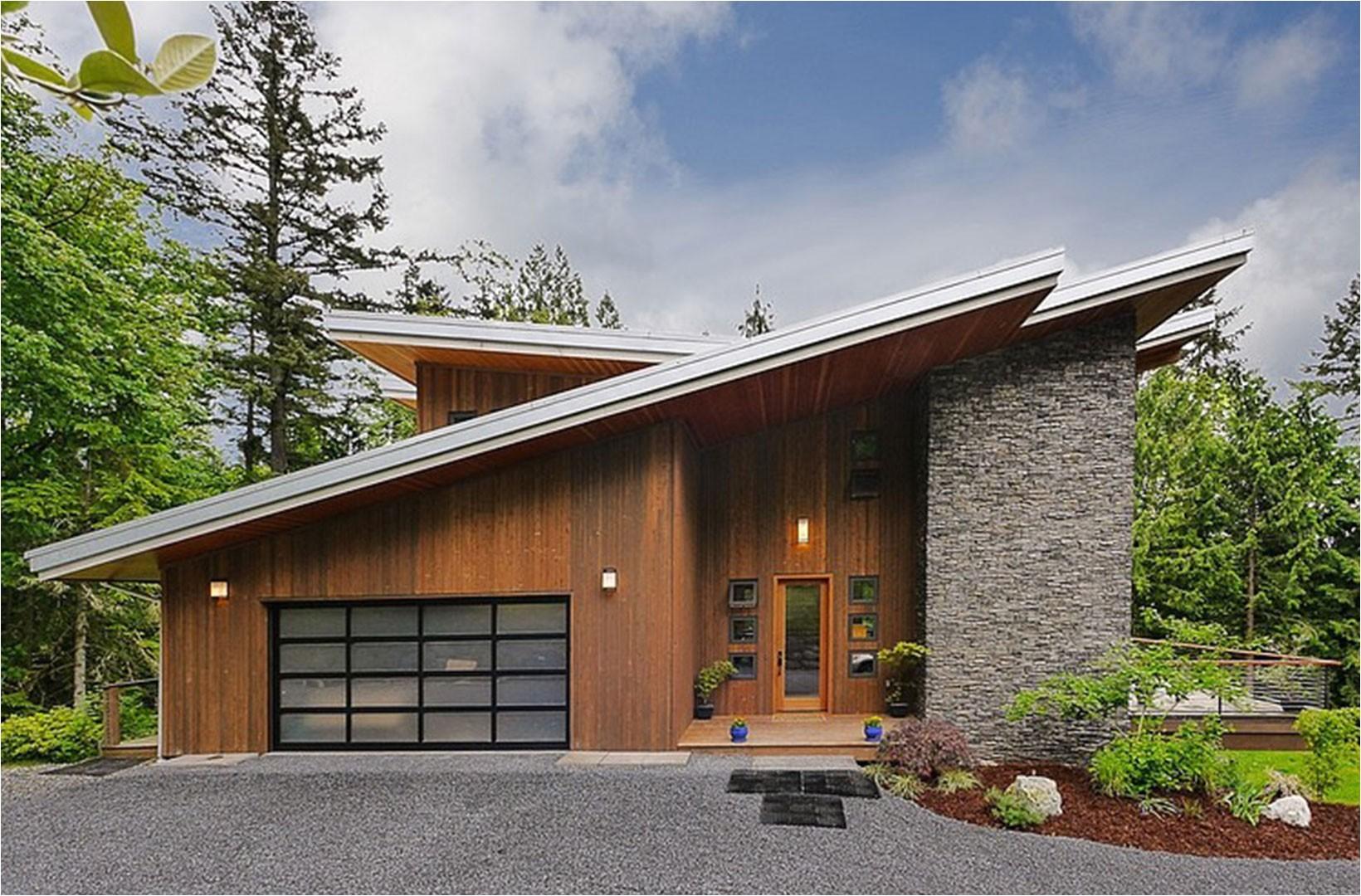 bungalow modern house plans decor