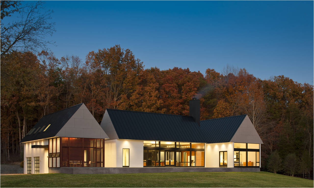 residential design inspiration modern farmhouses