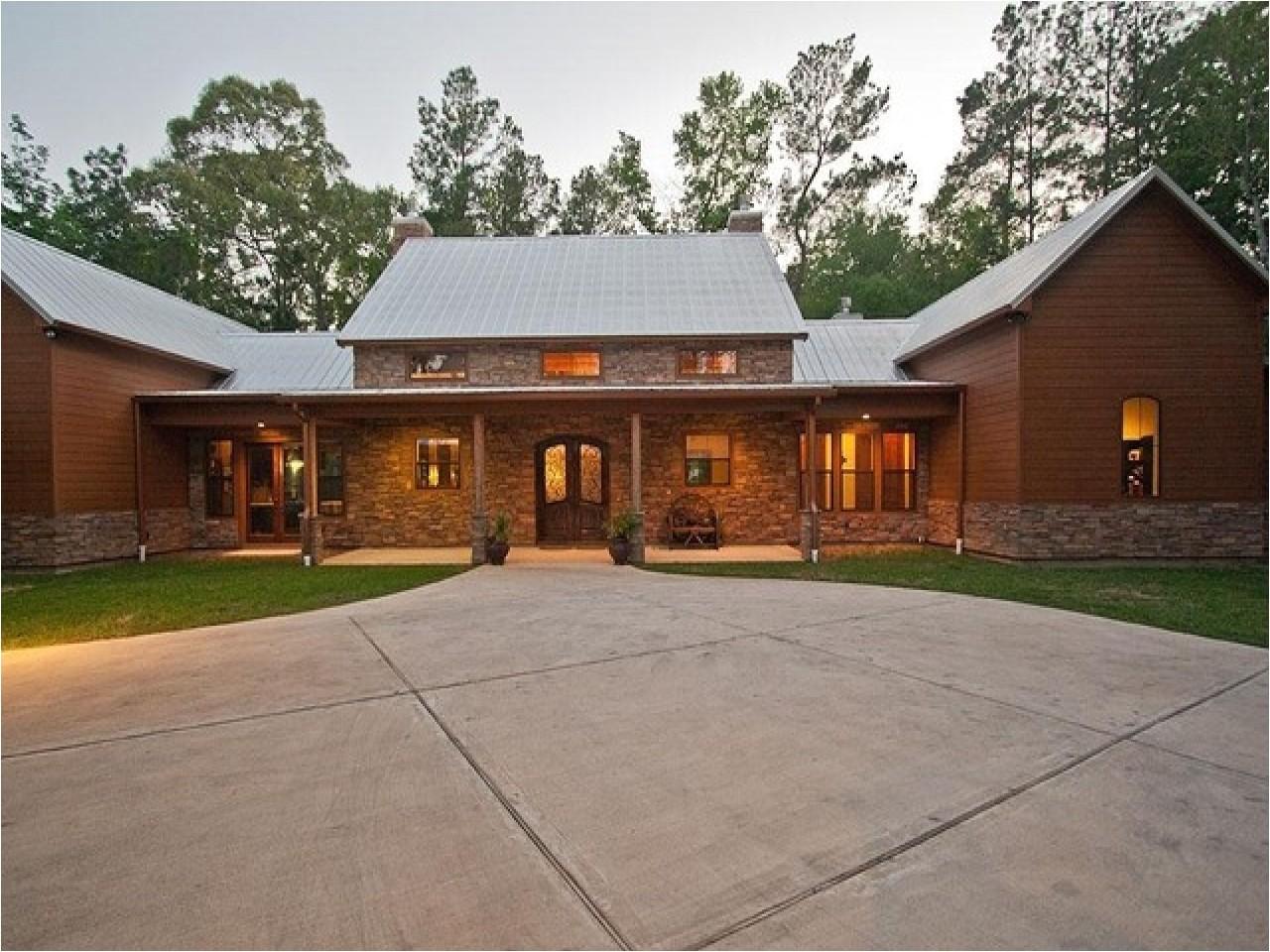 modern ranch house design
