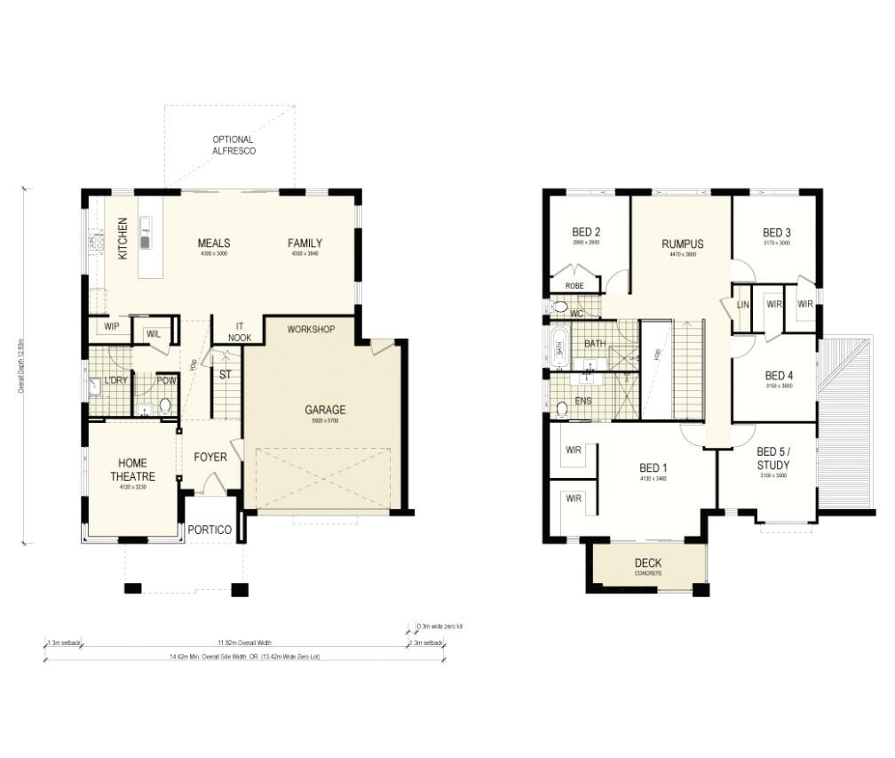 montgomery homes corsica floor plan