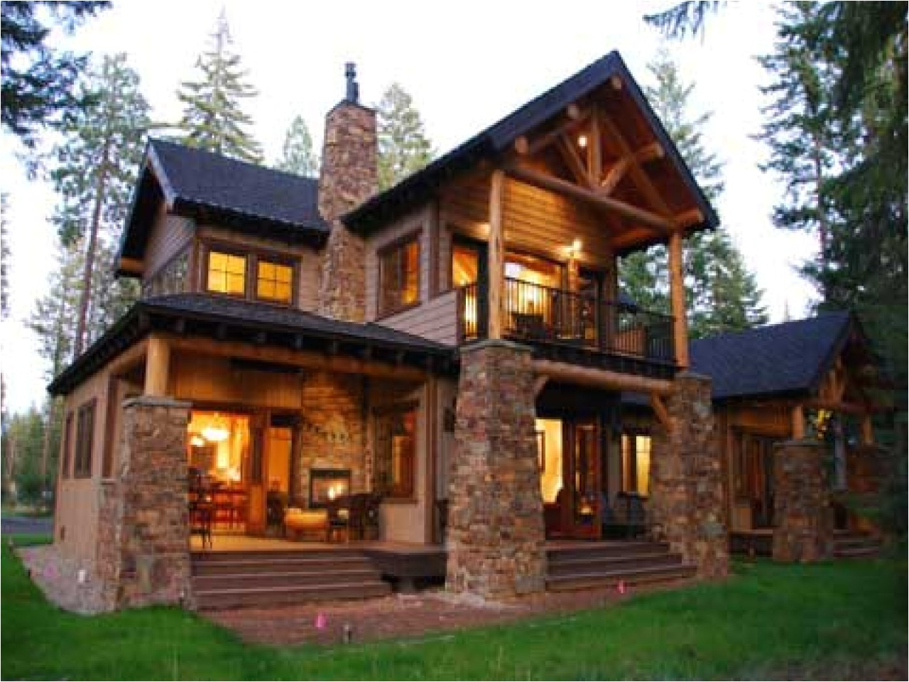 aa5db97c3c24260d colorado style homes mountain lodge style home plans