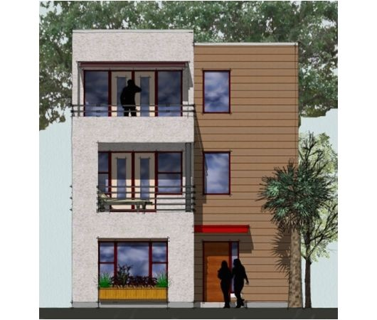 Multi Unit Home Plans Modern Multi Unit House Plans Home Design and Style