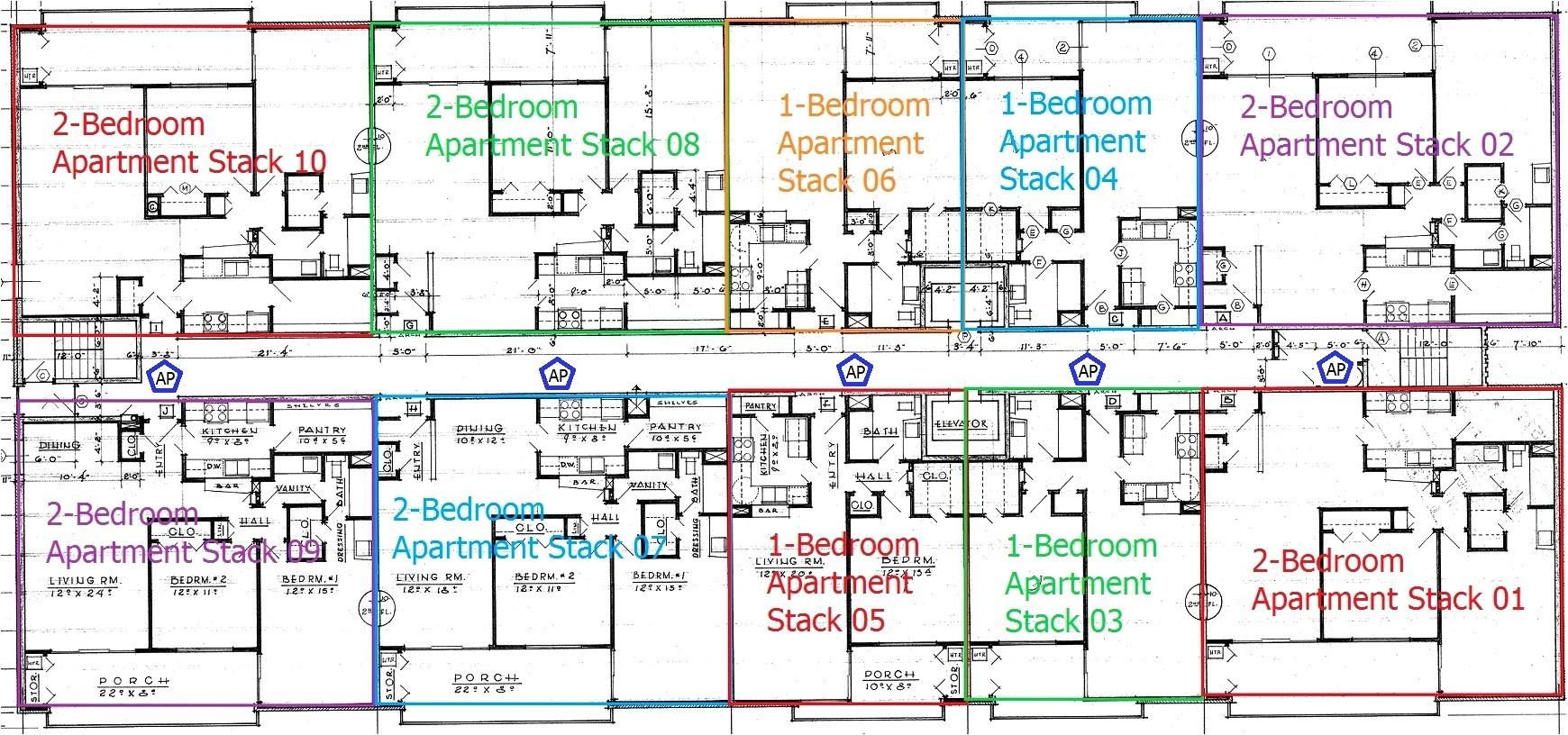 Multi Unit Home Plans Multi Unit Apartment Building Plans Latest Bestapartment