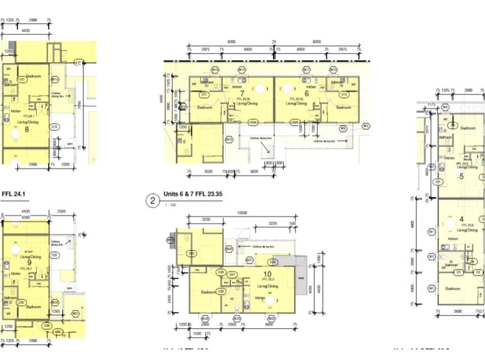 multi unit plans ideas