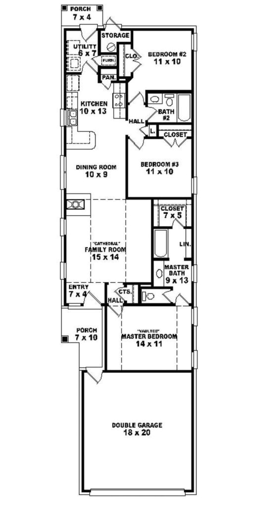5 bedroom house plans narrow lot beautiful best 25 narrow lot house plans ideas on pinterest