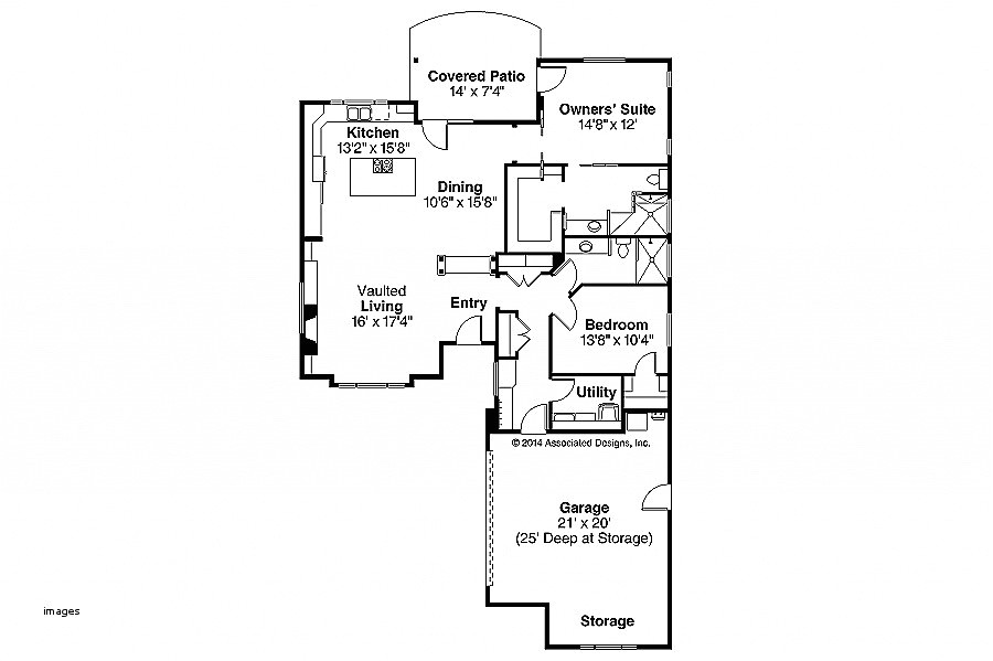 narrow lot house plans side entry garage