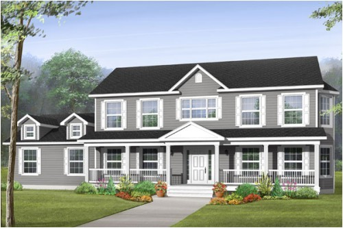 new england modular homes