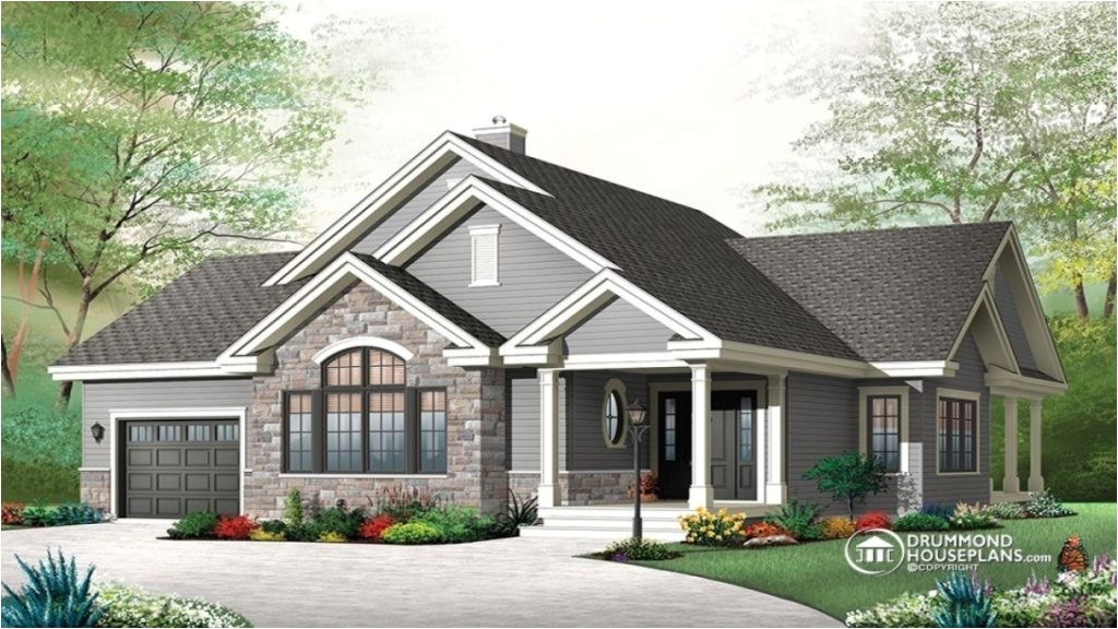 new house plans that look old