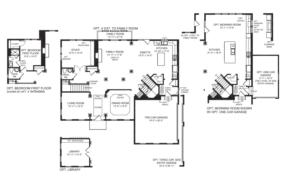 nv homes kingsmill floor plan