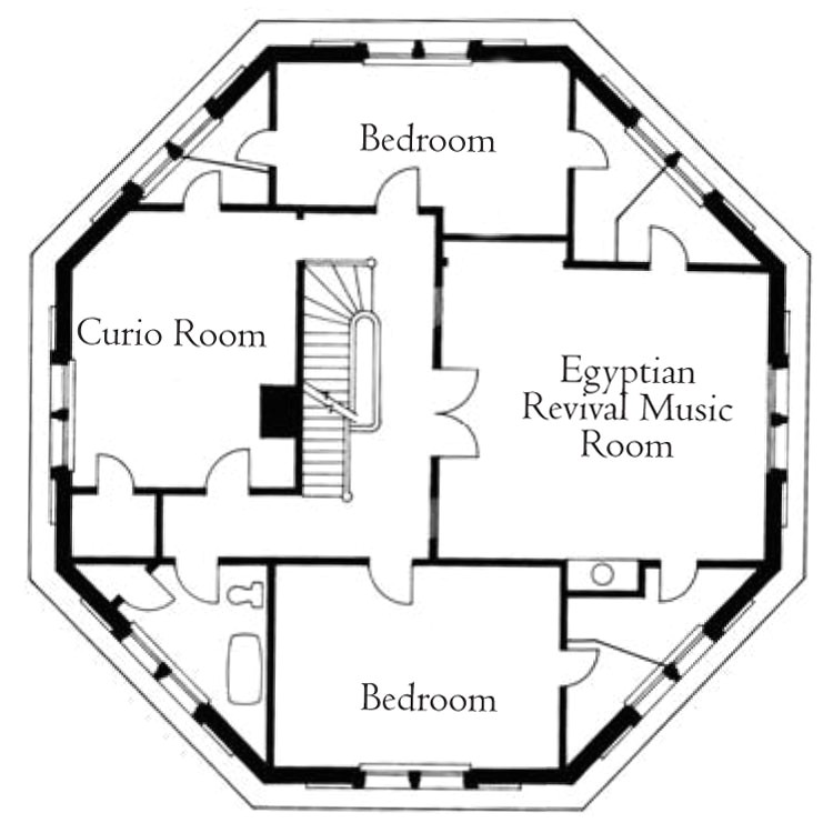 homes page octagon house