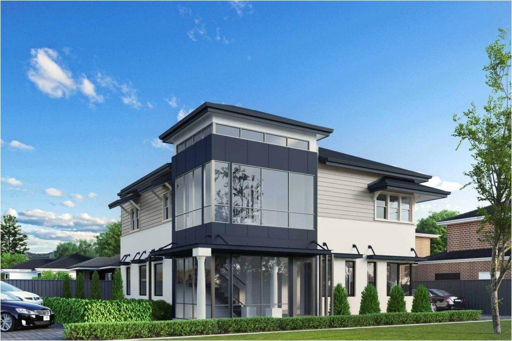 new home established off plan