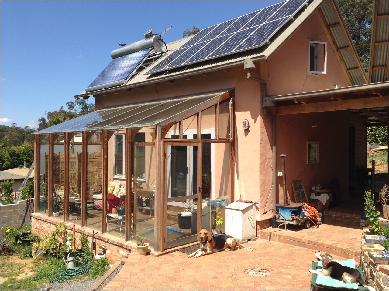off the grid home building plans