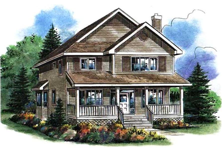 home plan 2292