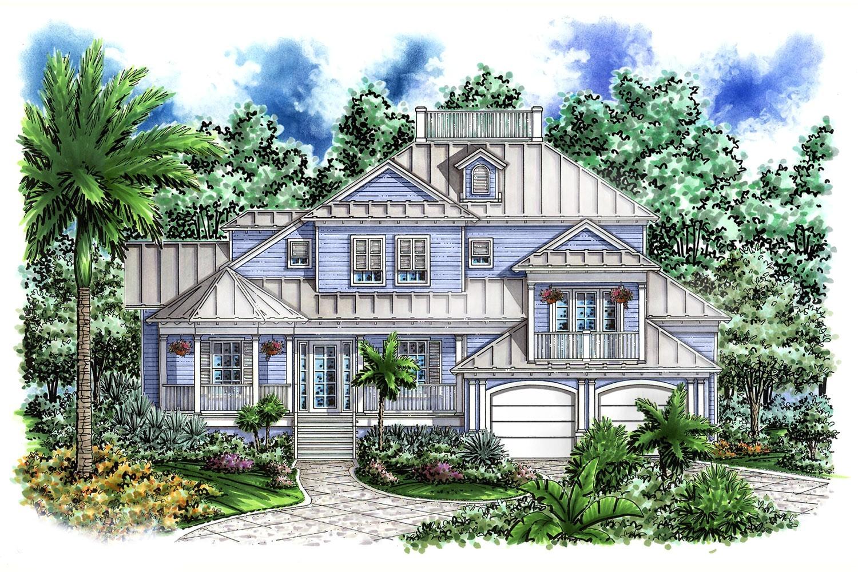 unique old florida design 66204we