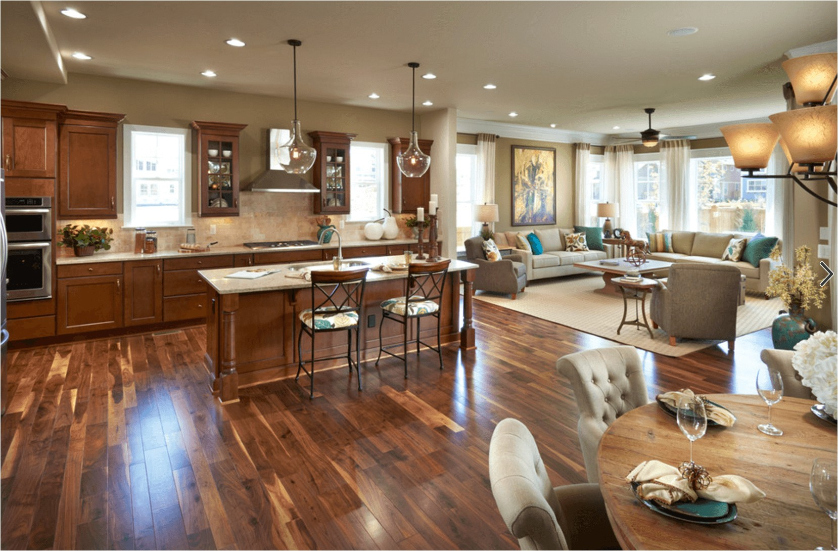 charming open floor plan for home design ideas with open concept floor plans