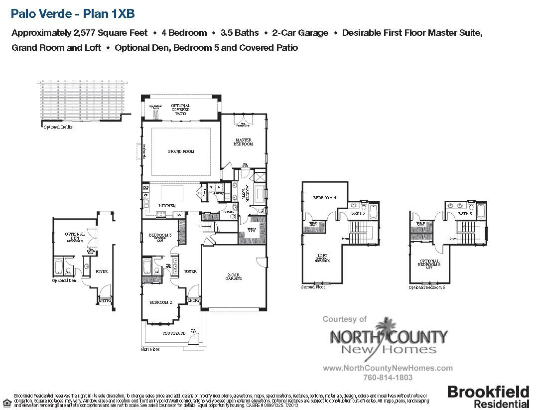 palo verde floor plan 1xb