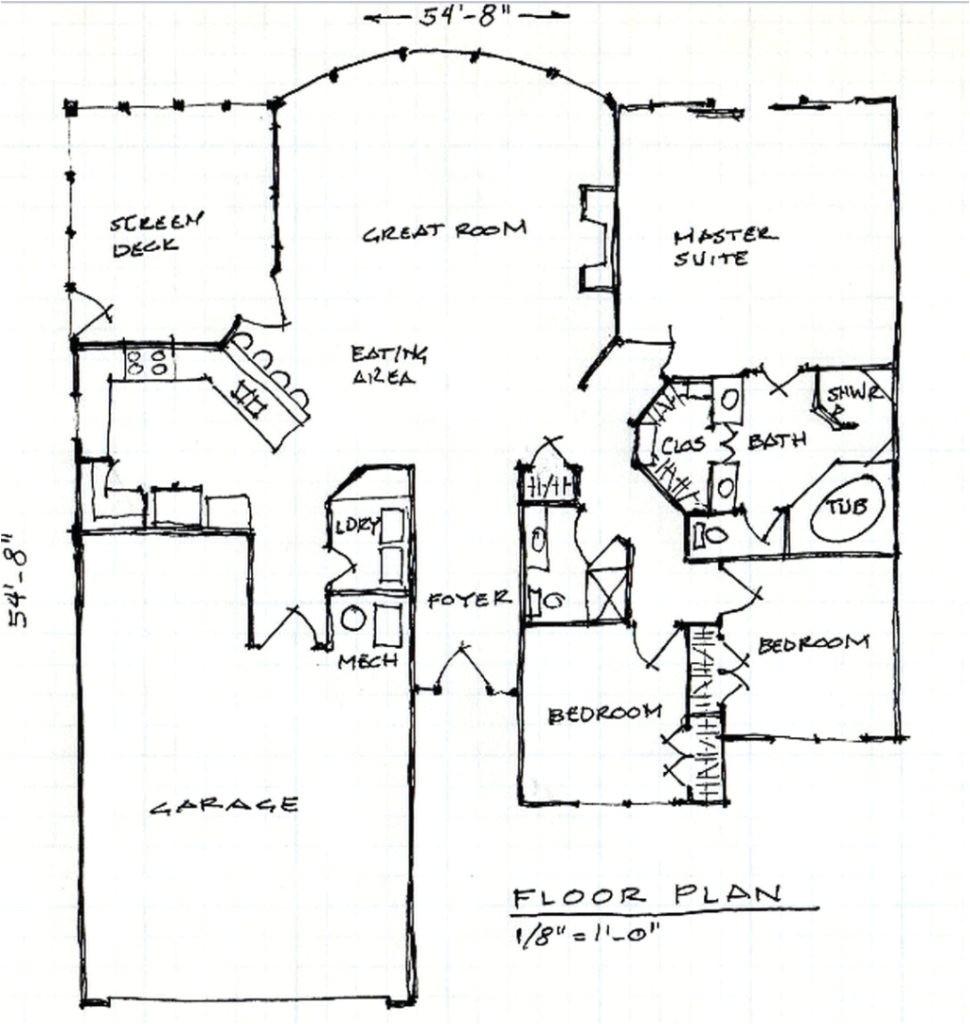 best of patio home floor plans free