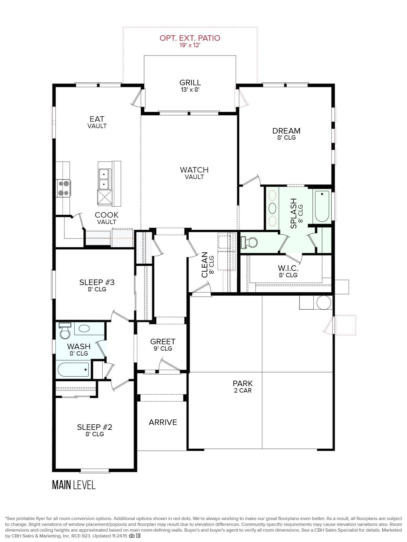 duran homes floor plans