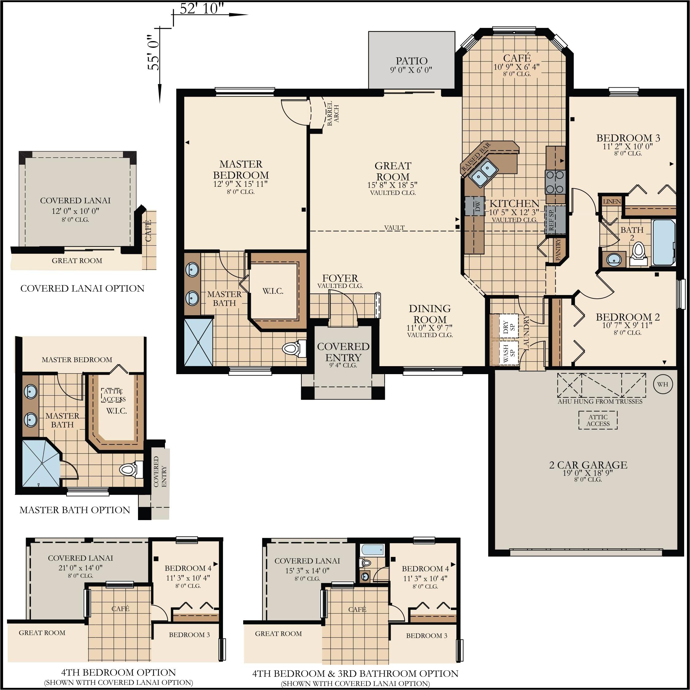 floor plans for new houses