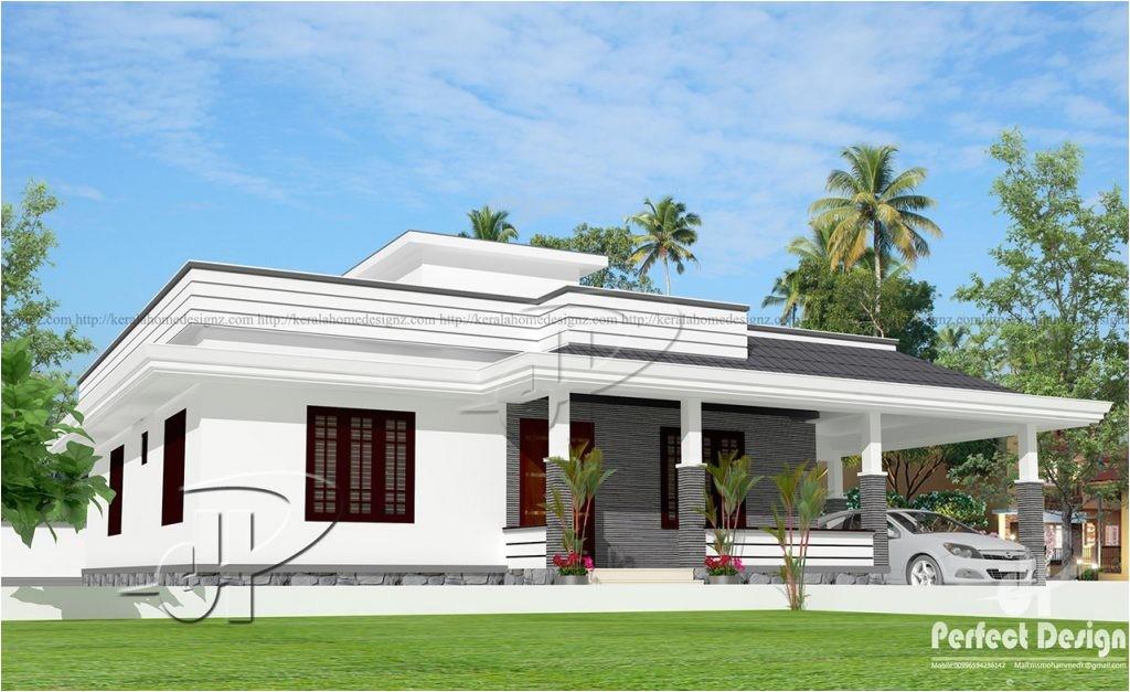 1280 sq ft single floor home