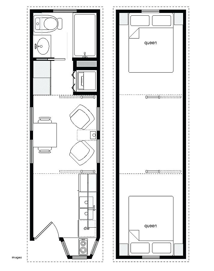 400 square foot house floor plans