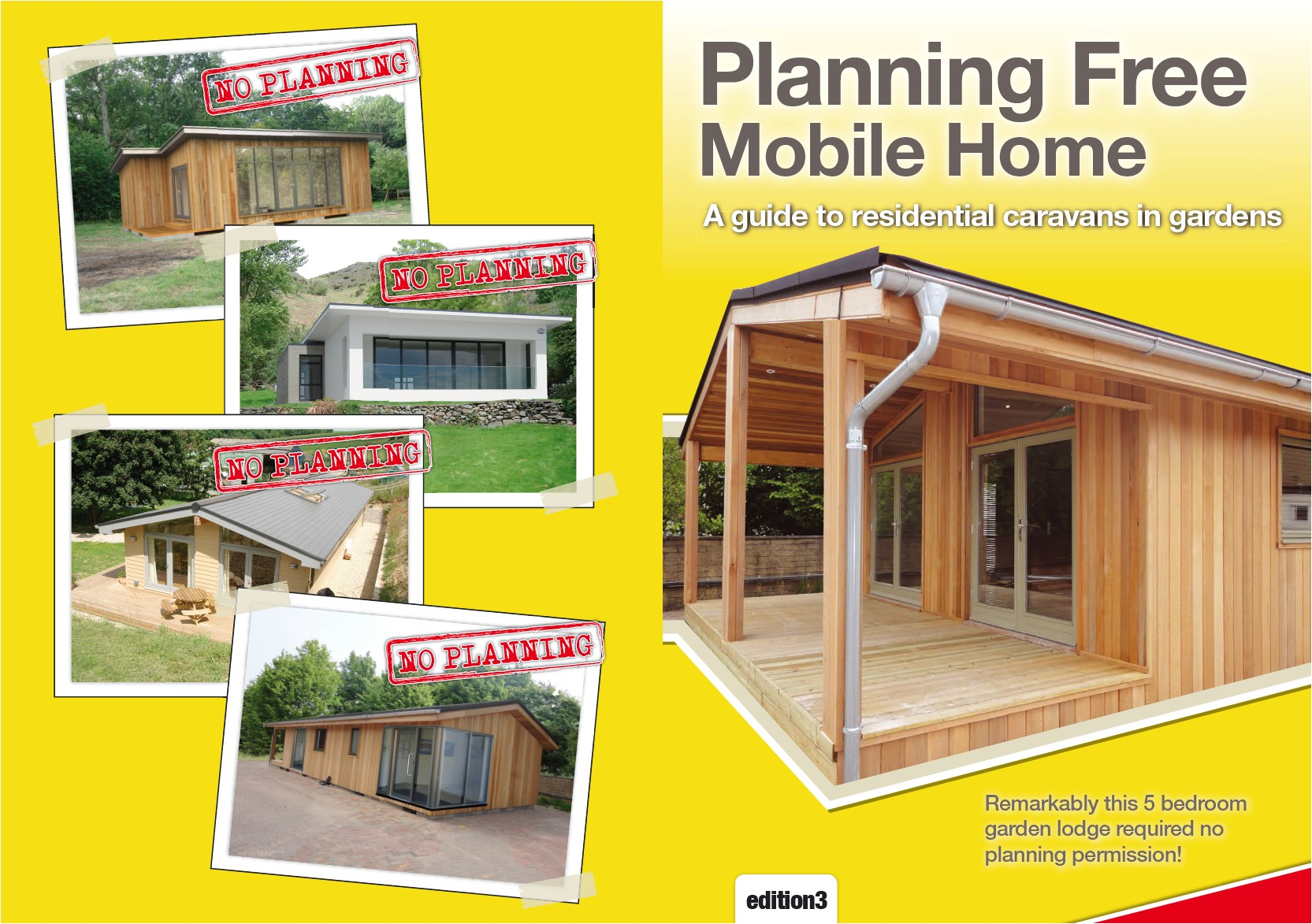 Planning Permission for A Mobile Home Planning Permission Log Cabin Mobile Homes Log Cabin