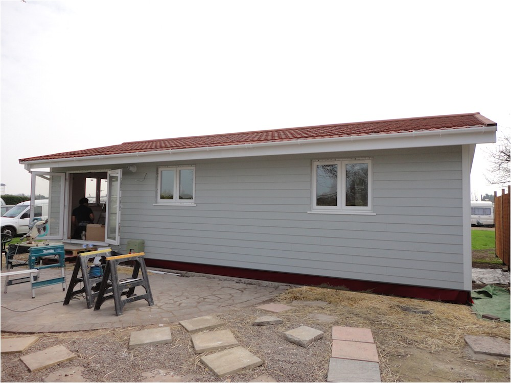 mobile homes and planning permission