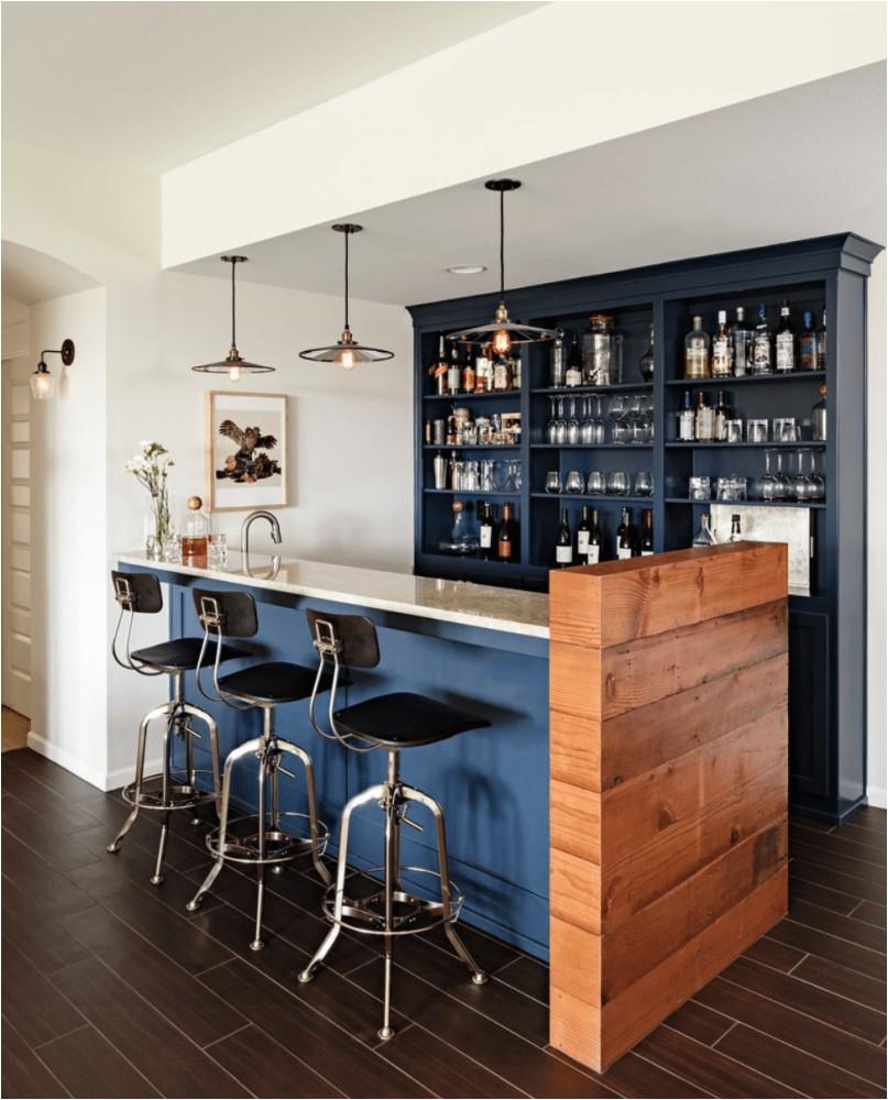 stylish home bars