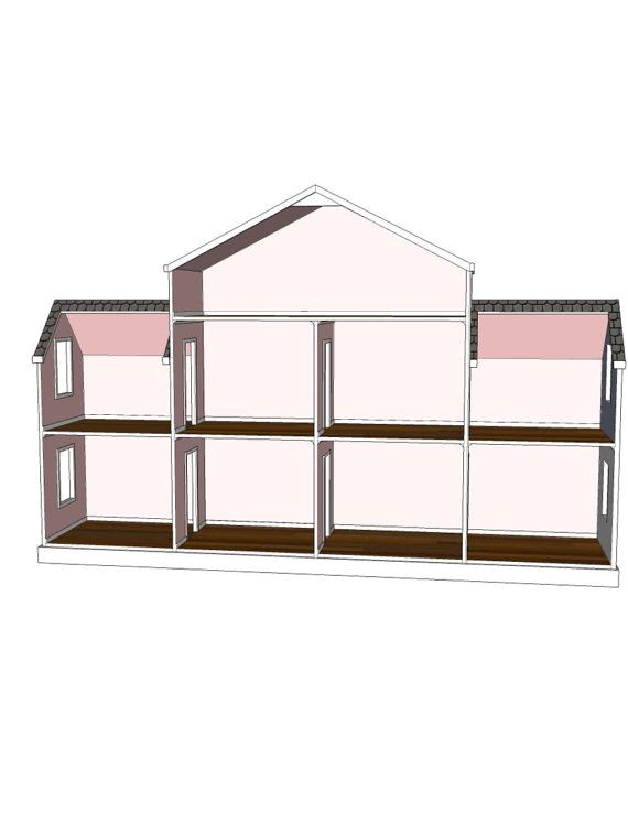 Plans for American Girl Doll House 280 Best Ag Doll Printables Food Doll House Images On