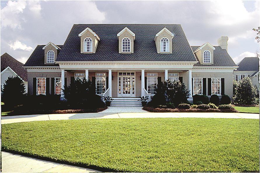 home plan 28867
