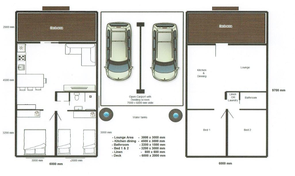 pod house plans